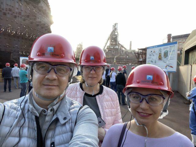 Посещение заводов «Avex» и «Arakawa Kogyo»