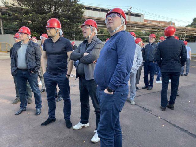 Экскурсия в сборочный завод и технологический музей