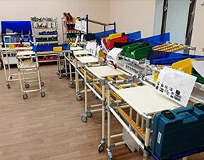 Производственная фабрика процессов