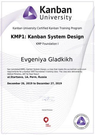 Kanban System Design